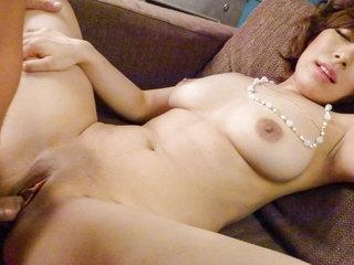Big tits Ririsu Ayaka gets fucked from behind